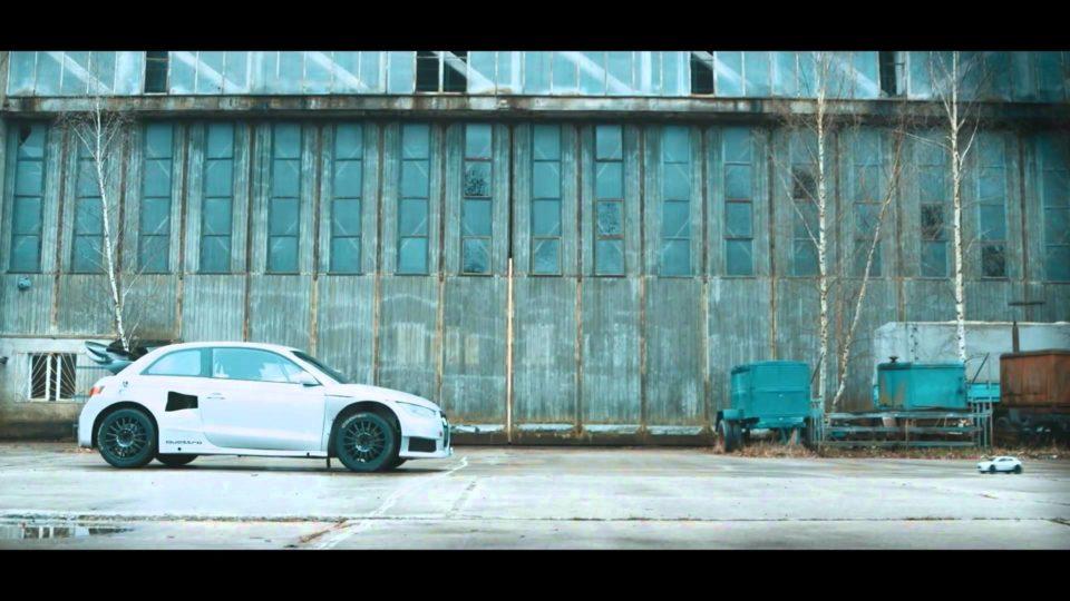 Audi – Challenges Arabia